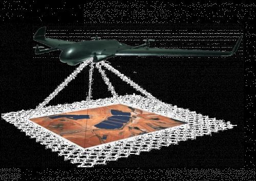 DeltaQuad - VTOL UAV for Surveillance, Mapping, Inspection & Transport
