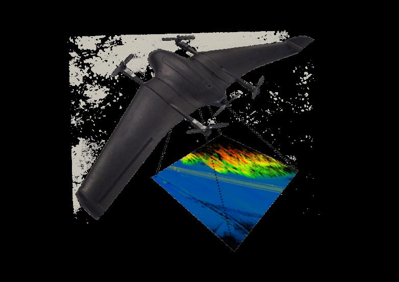 DeltaQuad - VTOL Drone / UAV for autonomous thermal inspections