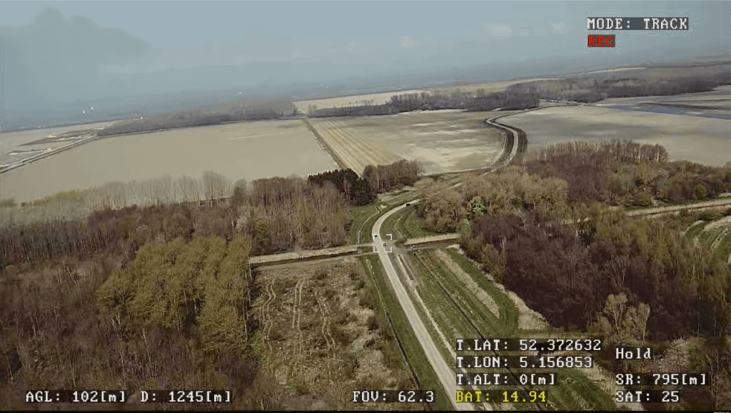 Surveillance UAV