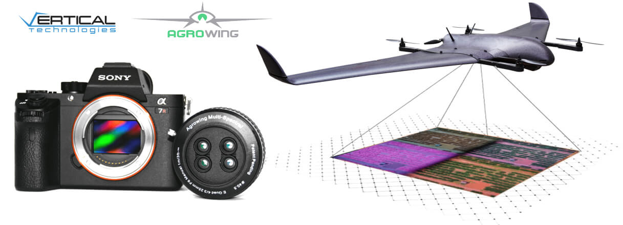 Vertical Technologies and Agrowing sign partnership for high resolution multispectral mapping on the DeltaQuad VTOL UAV